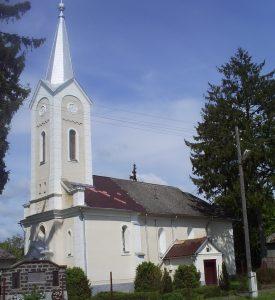 1. ábra. A tiszakeresztúri református templom