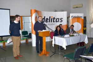 Nemzetpolitikai szemináriumot tartott a Fidelitas Kárpátalján