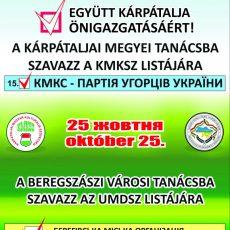 Szavazás 2015