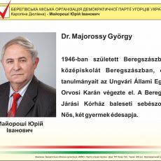 Dr. Majorossy György
