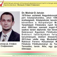 Dr. Molnár D. István