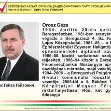Orosz Géza