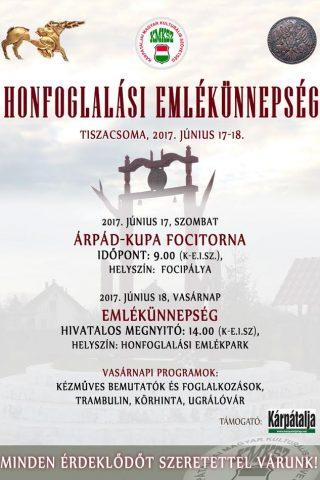 Honfoglalási Emlékünnepség